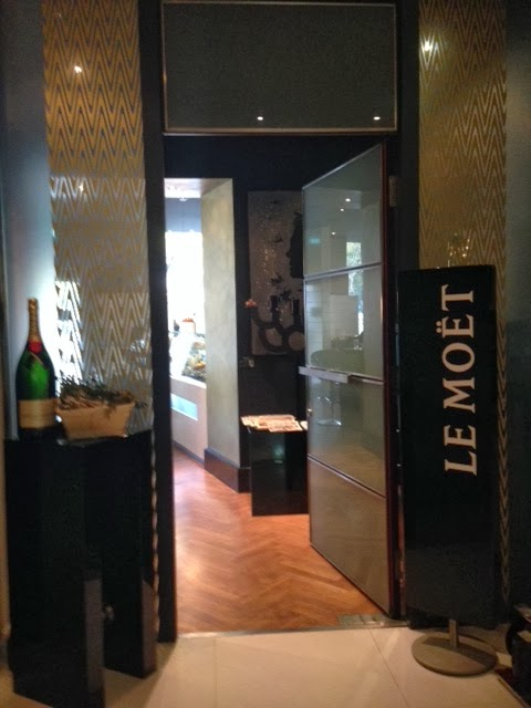 Le Moët Bar at Le Meridien Vienna