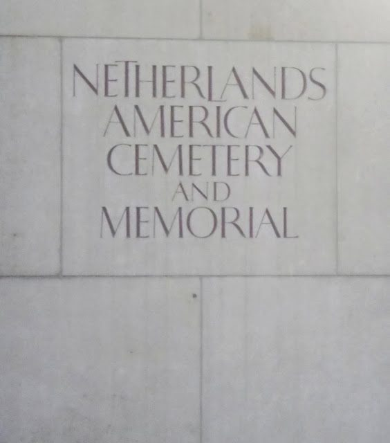 Netherlands American Cemetery and Memorial