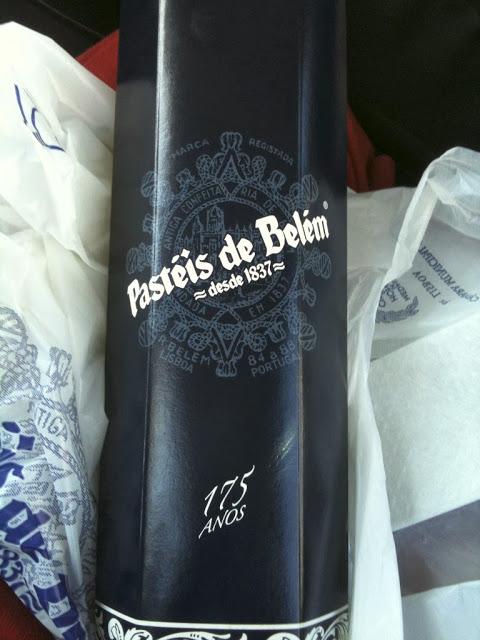 Pastel de nata from Lisbon