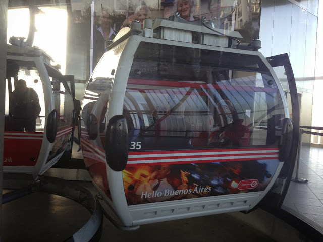 Flying High with London's Emirates Air Line