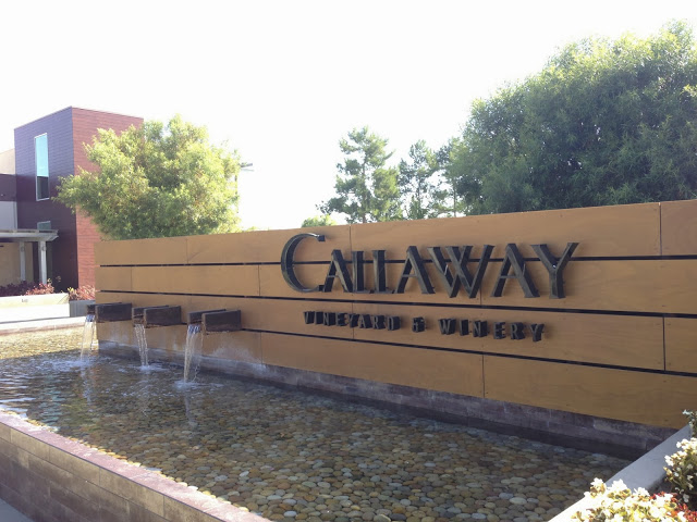 Callaway, one of the first wineries to open in Temecula valley