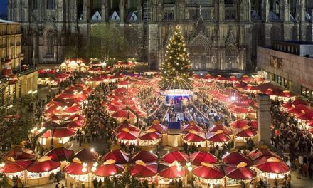 12 Days of Christmas Markets: Berlin