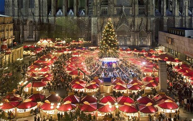 12 Days of Christmas Markets: Berlin