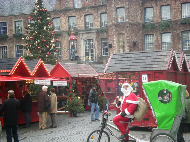 12 Days of Christmas Markets: Düsseldorf