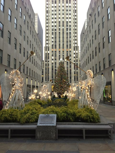 A Few of My Favorite Things About Christmas in New York