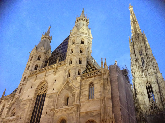 Vienna's St. Stephan's Cathedral