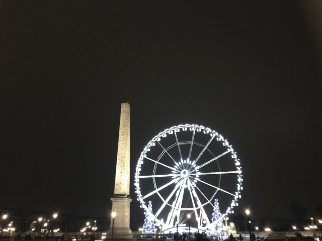 La Grande Roue at Place de la Concorde, Paris