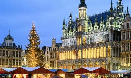 12 Days of Christmas Markets: Brussels