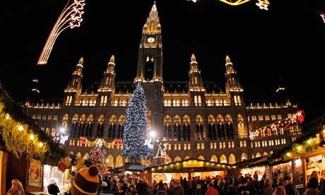 12 Days of Christmas Markets: Vienna