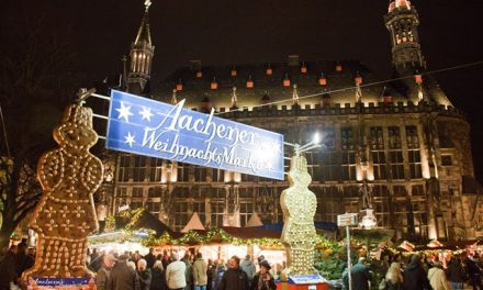 12 Days of Christmas Markets: Aachen