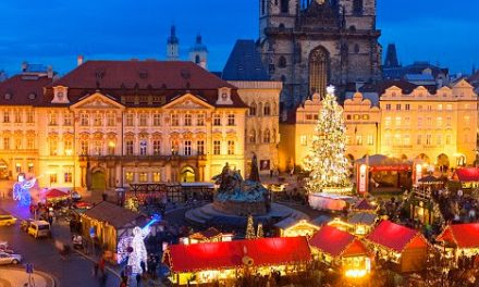 12 Days of Christmas Markets: Prague