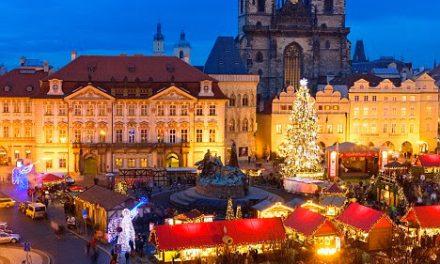 12 Days of Christmas Markets: Prague