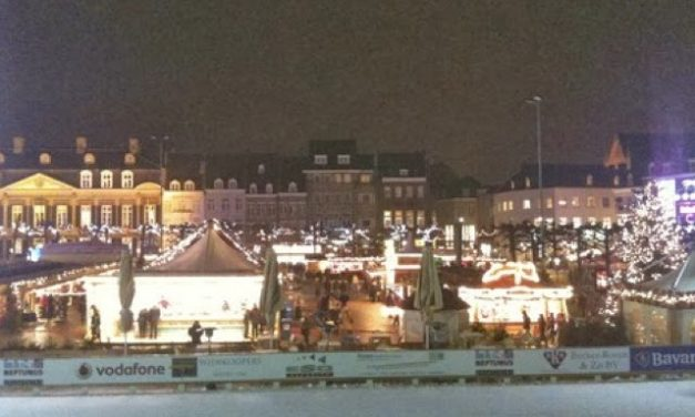 12 Days of Christmas Markets: Maastrict