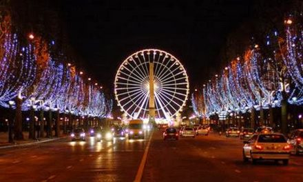 12 Days of Christmas Markets:Paris