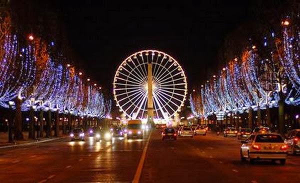 12 Days of Christmas Markets:Paris