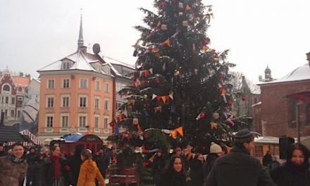 12 Days of Christmas Markets: Riga