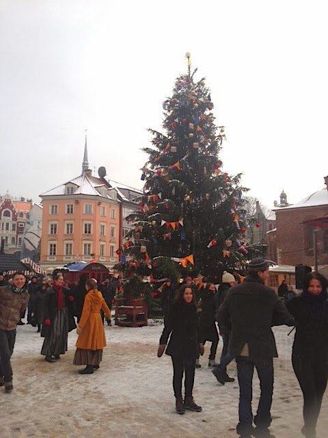 12 Days of Christmas Markets: Riga