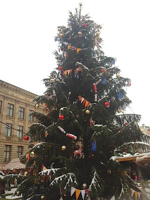 Christmas Tree in Riga