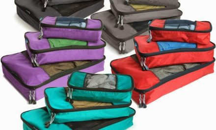 Review: EatSmart TravelWise Packing Cubes