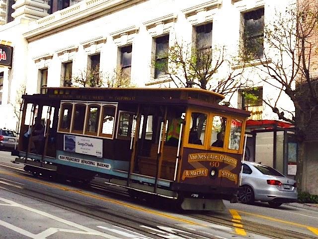 California Street Cable Car