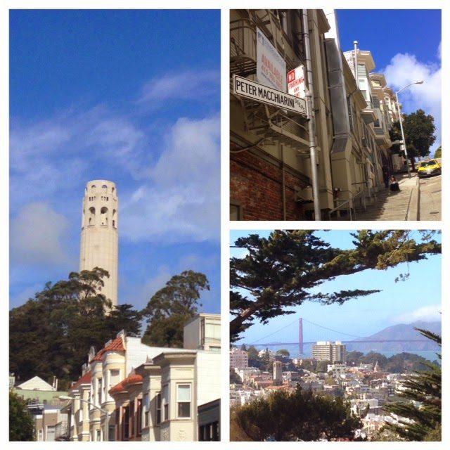 San Francisco in an Instagram