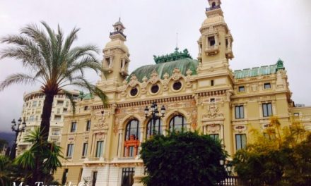 Place du Casino in Monte Carlo