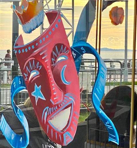 Celebrating Carnival in Nice