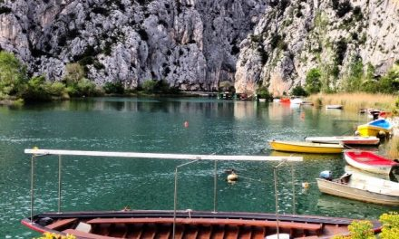 Road Trippin' Along the Dalmatian Coast