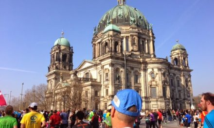 Running the World: Berlin Half Marathon
