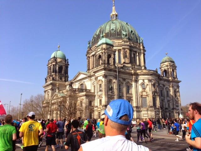 Running the World: Berlin Half Marathon