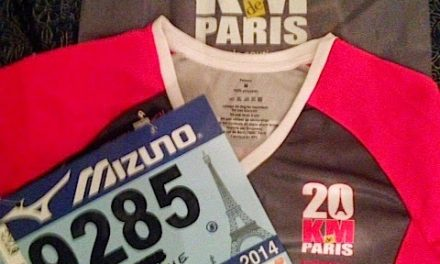 Run the World: 20 kilomètres de Paris