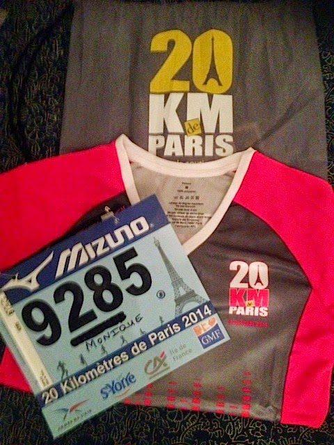 Run the World: 20 kilomètres de Paris