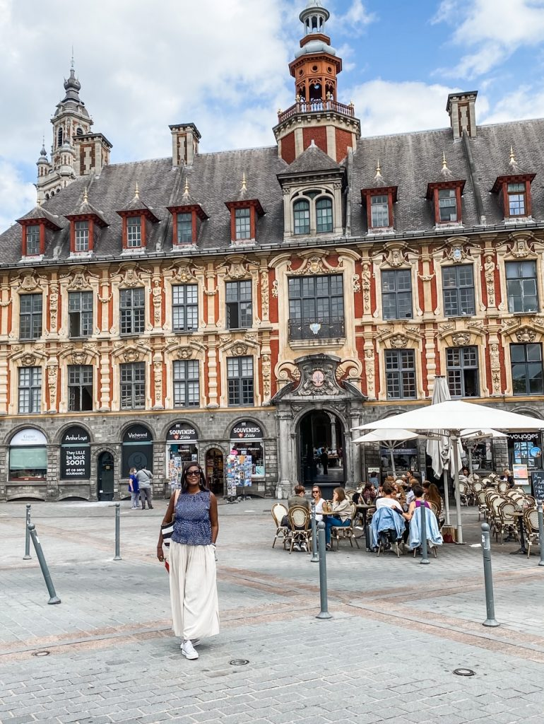 Place du Général de Gaulle, more commonly known as the Grand Place, was named for Lille's most famous son and former French president Charles de Gaulle and is the historic center of Lille. Lille itinerary   France Travel Guide   Lille Travel Guide   France Itinerary   Things to do in France   Lille Travel Tips   France Travel Tips   France Day Trips   Belgium Travel Tips   Belgium Day Trips   Paris Day Trips  Brussels Day Trips   Things to do in France  Flanders Travel Guide   Flemish Travel Destinations   Europe travel planning   travel   travel tips
