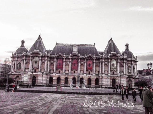 the Palais des Beaux-Arts is the 2nd most important gallery in France after the Louvre