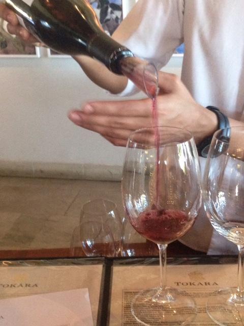 Tokara Winery in Stellenbosch