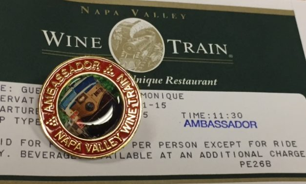 My Experience Aboard the Wine Train