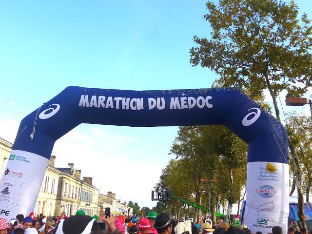 Running the World: Marathon du Médoc