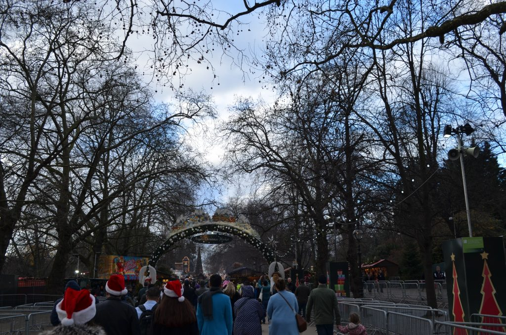 www.anunstoppablejourney.com - Simply Having A Wonderful Christmas Time in London - Hyde Park Winter Wonderland