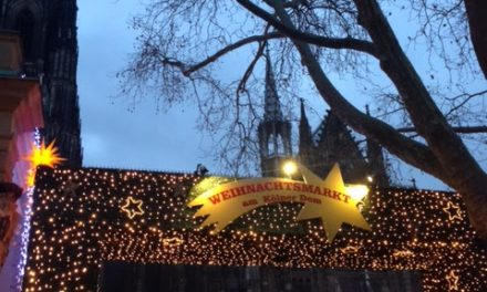 Cathedrals, Gnomes and Chocolate at Cologne's Christmas Markets