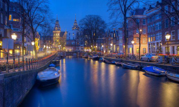 Valentine's Day in Amsterdam