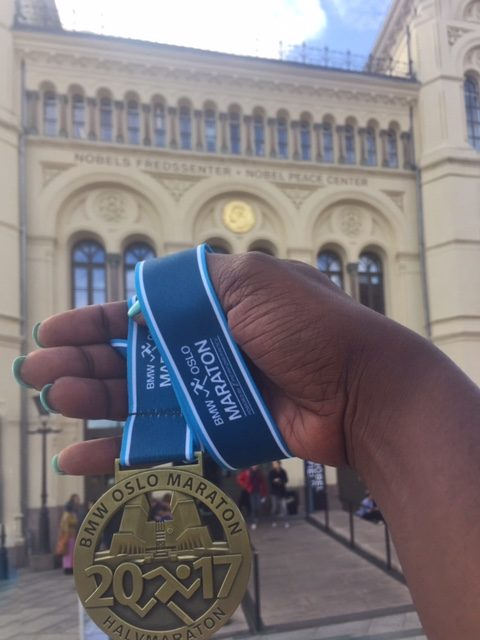 Running the World: Oslo Marathon