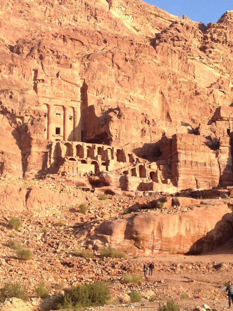 "The ""lost city"" of Petra. www.anunstoppablejourney.com"