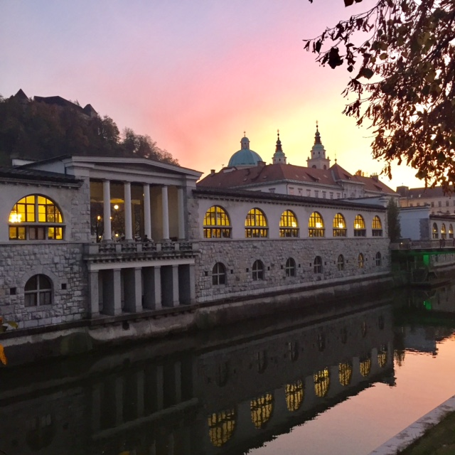 www.anunstoppablejourney.com: 5 Things to See in Ljubljana - Central Market