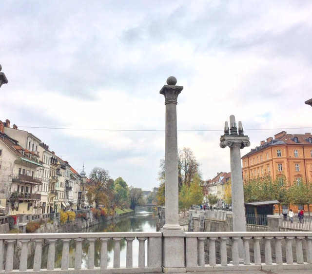 www.anunstoppablejourney.com: 5 Things to See in Ljubljana - Cobblers' Bridge