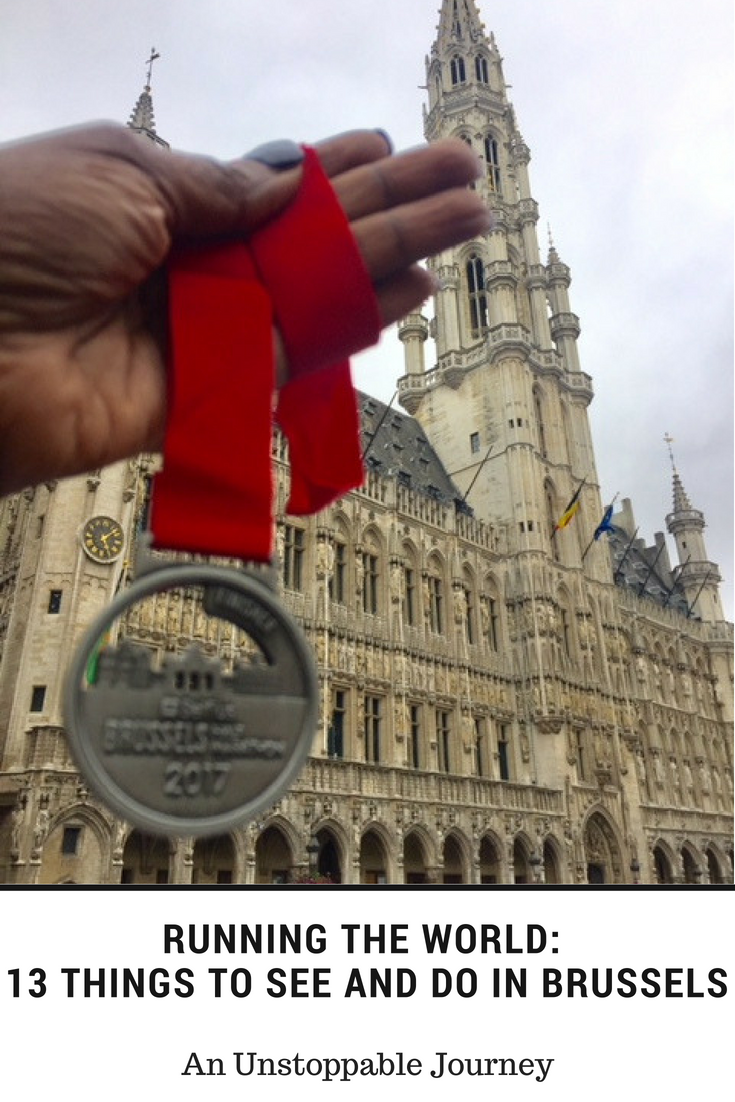 A review of the Brussels Marathon & Half and a mini travel guide, with 13 things to do and see (and eat!) based on the race course, for those doing a quick trip through the city.