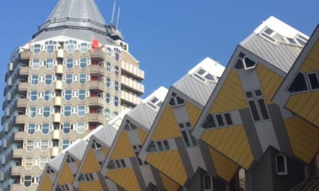 A Weekend in Rotterdam