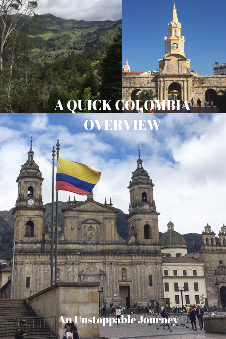 Colombia is the travel hotspot of the moment. Whatever you're looking for Colombia has it, from beaches to cultures to nature and wildlife. Here's a brief overview on getting there, safety and more.
