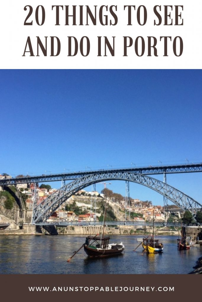 20 Things to See and Do in #Porto