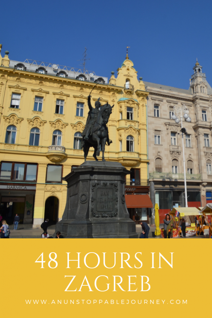 48 Hours in Zagreb, Croatia's capital, with its charming medieval old town, world-class museums, beautiful parks, and cool gastro-pubs. www.anunstoppblejourney.com