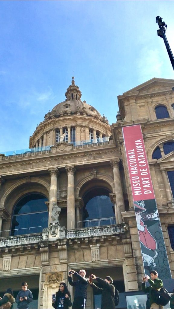 The National Museum of Art of Catalonia in Montjuïc houses a thousand years of Catalan art.